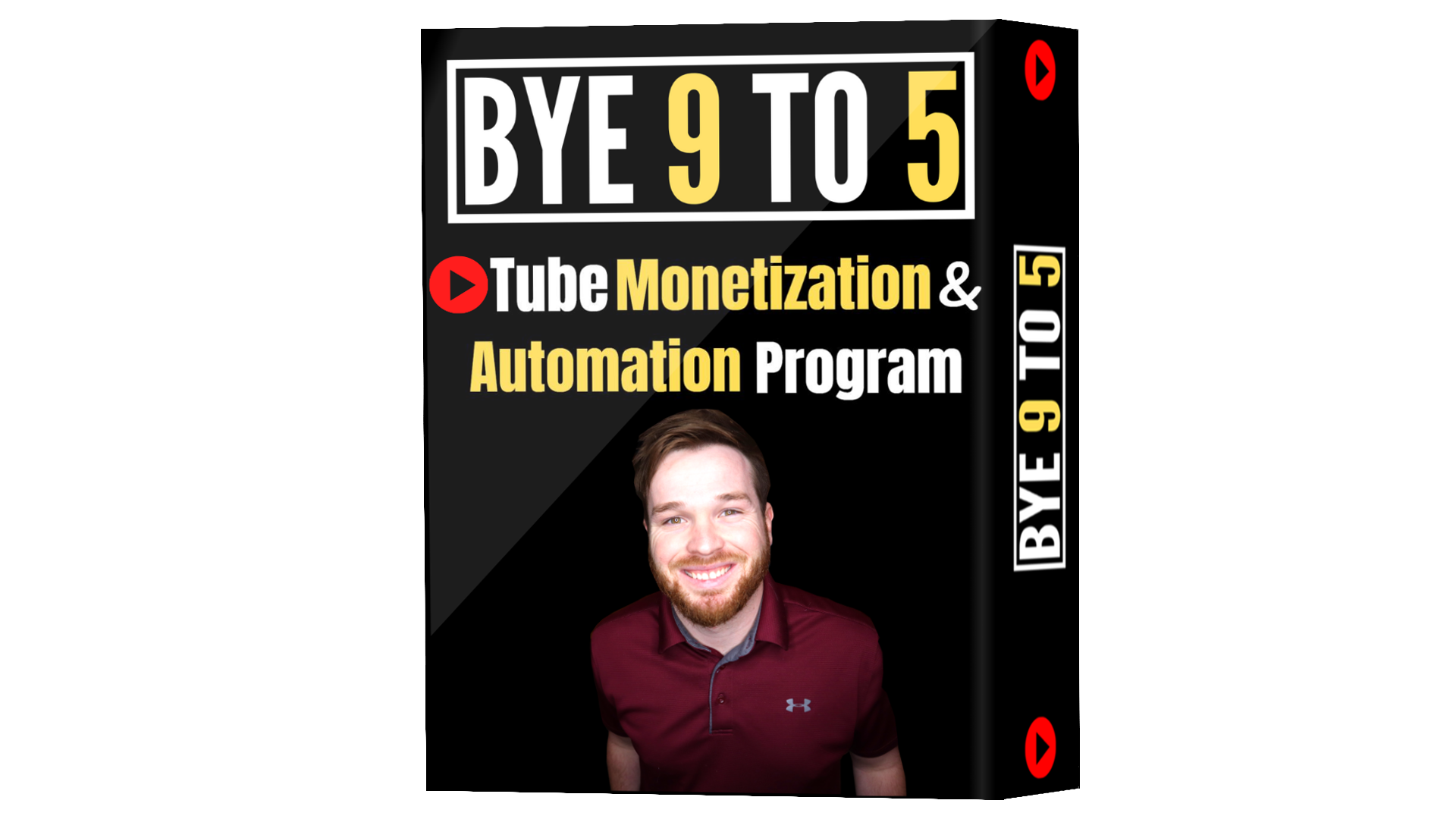 Bye 9 To 5 Course - Make Money On YouTube Without Making Videos  